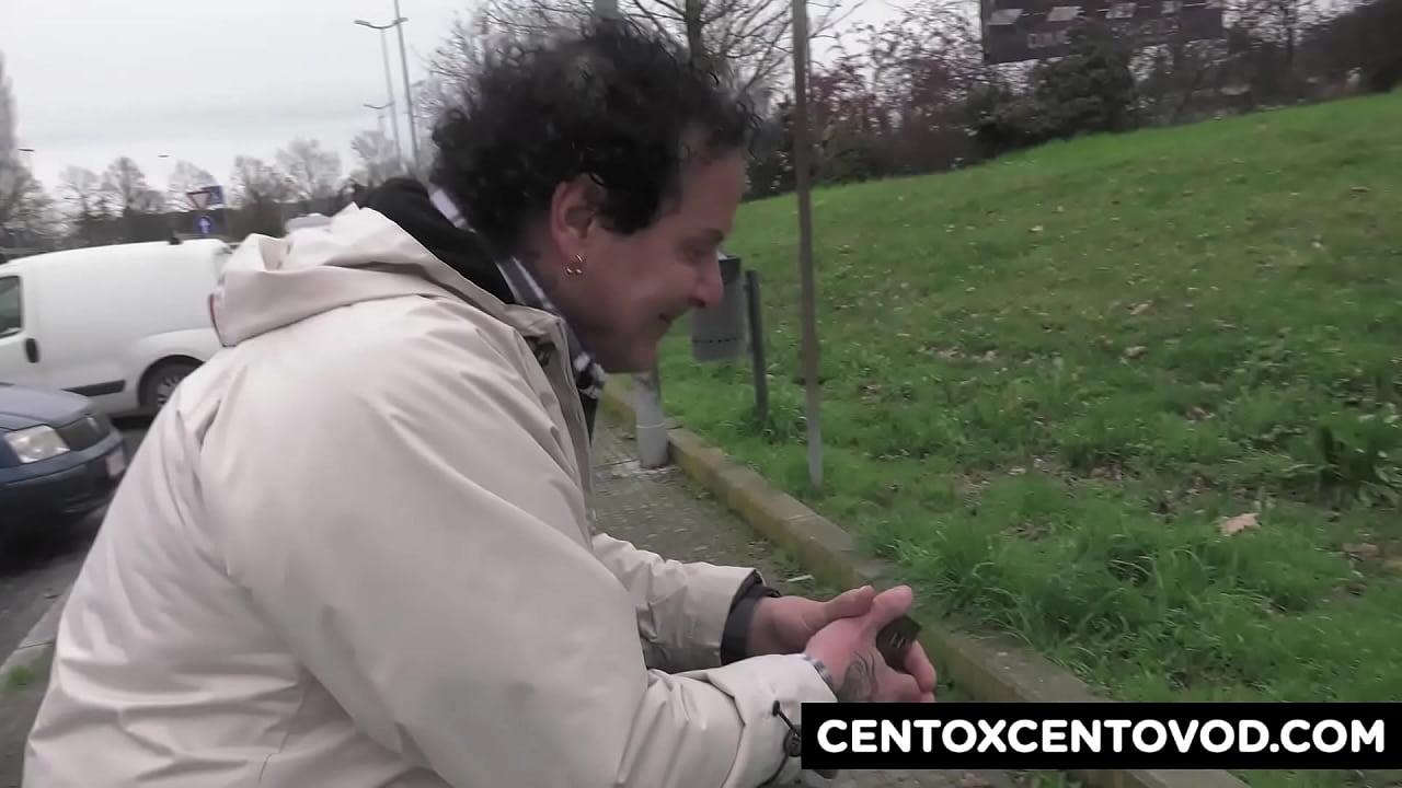 La toscana Laura Membro si fa scopare da Magni con Sofia Siena