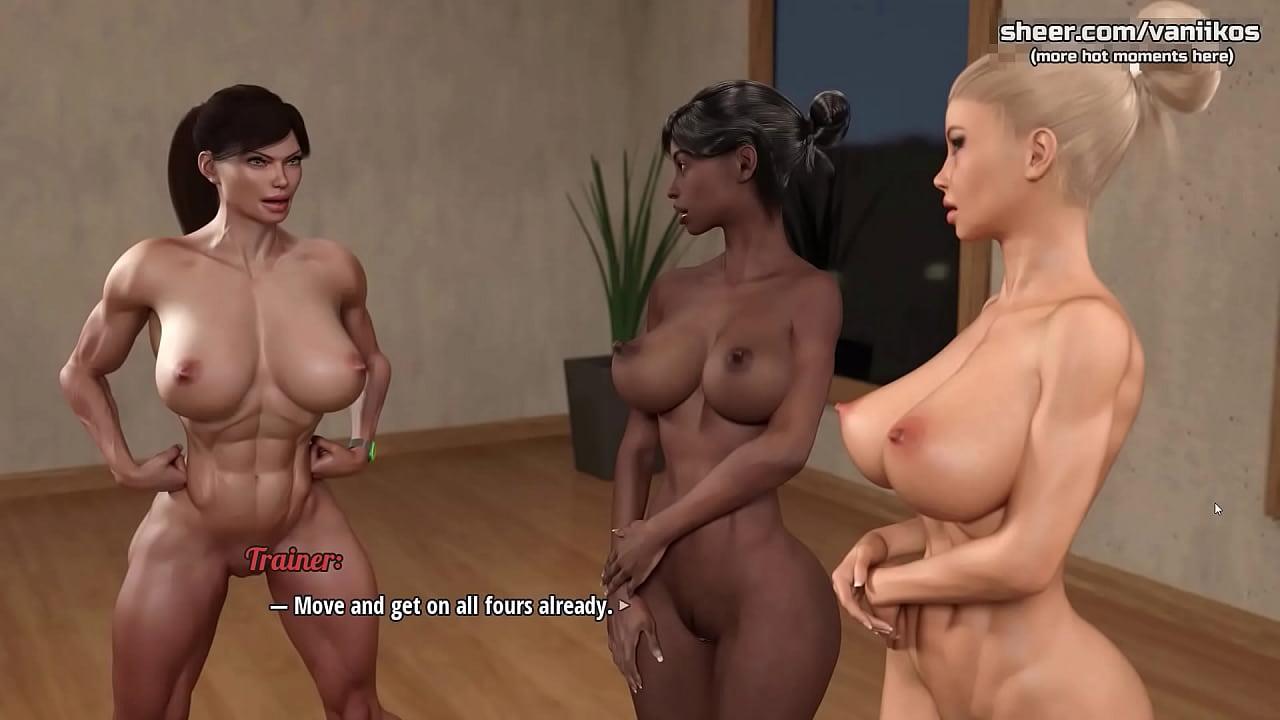 Big Tits Lesbian Fucking