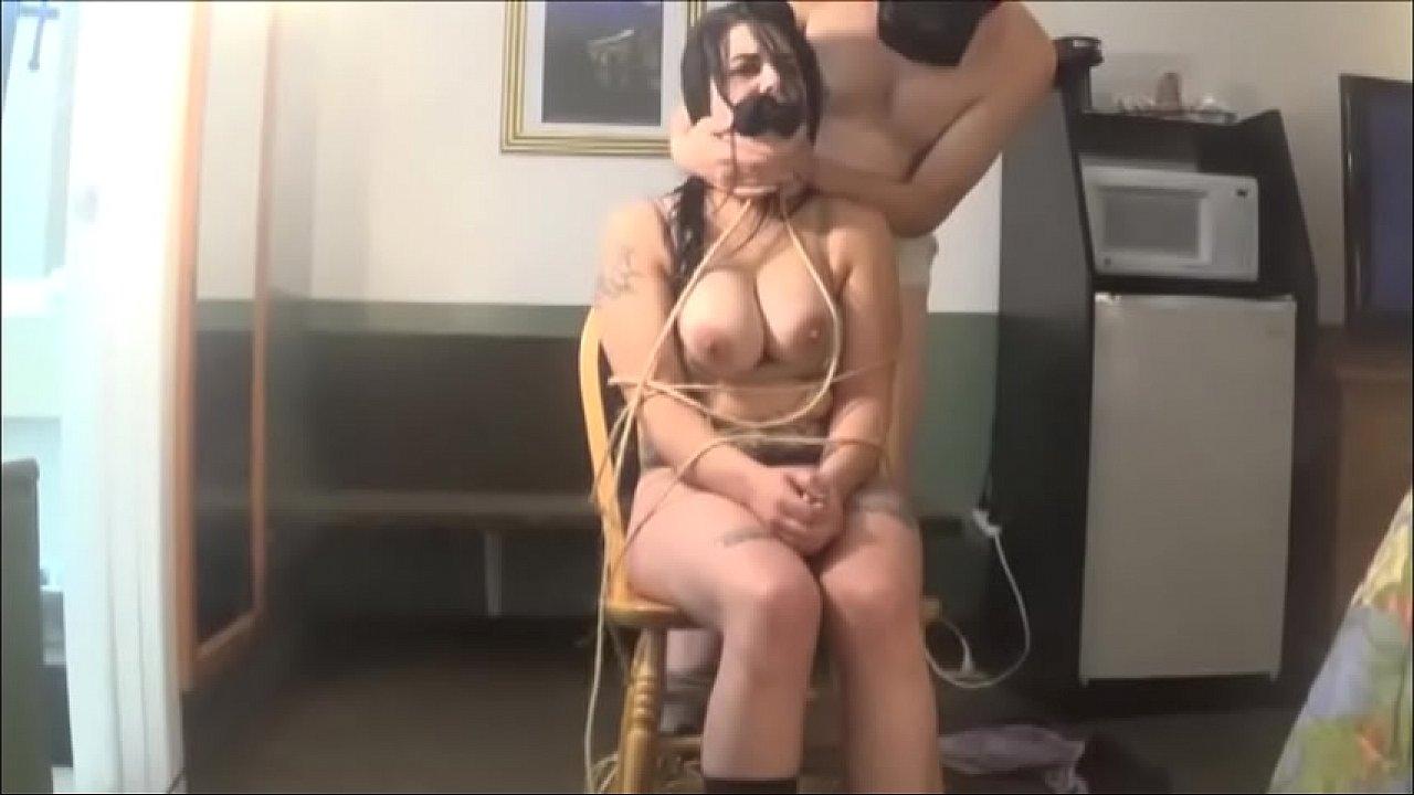 Big Tits Fucked Bathroom