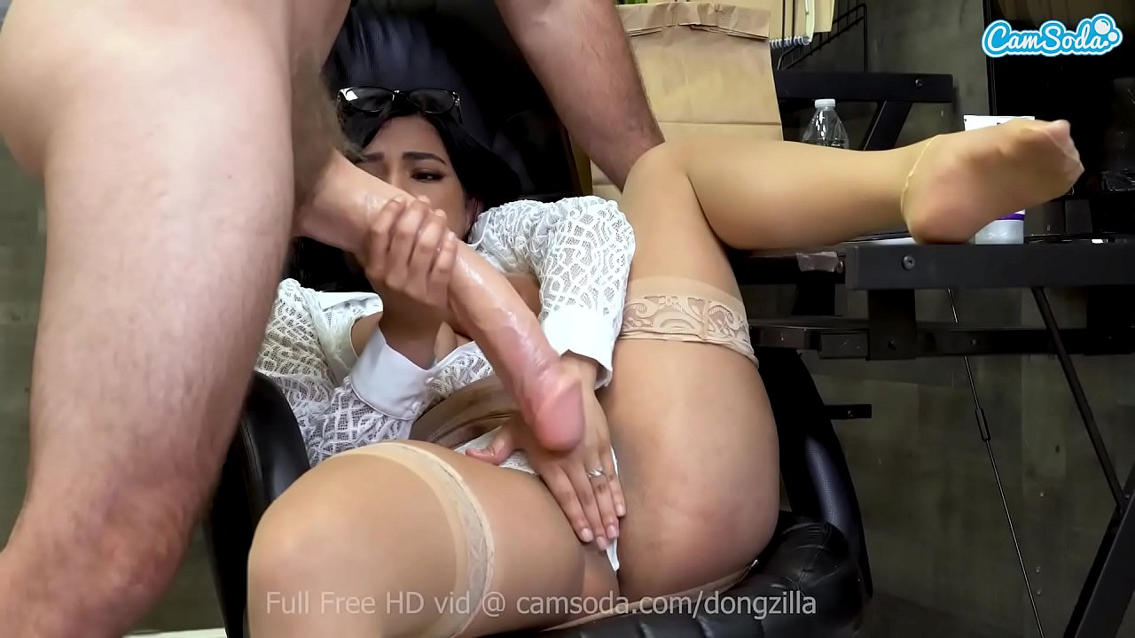 Huge Dick Fucks Stepmom