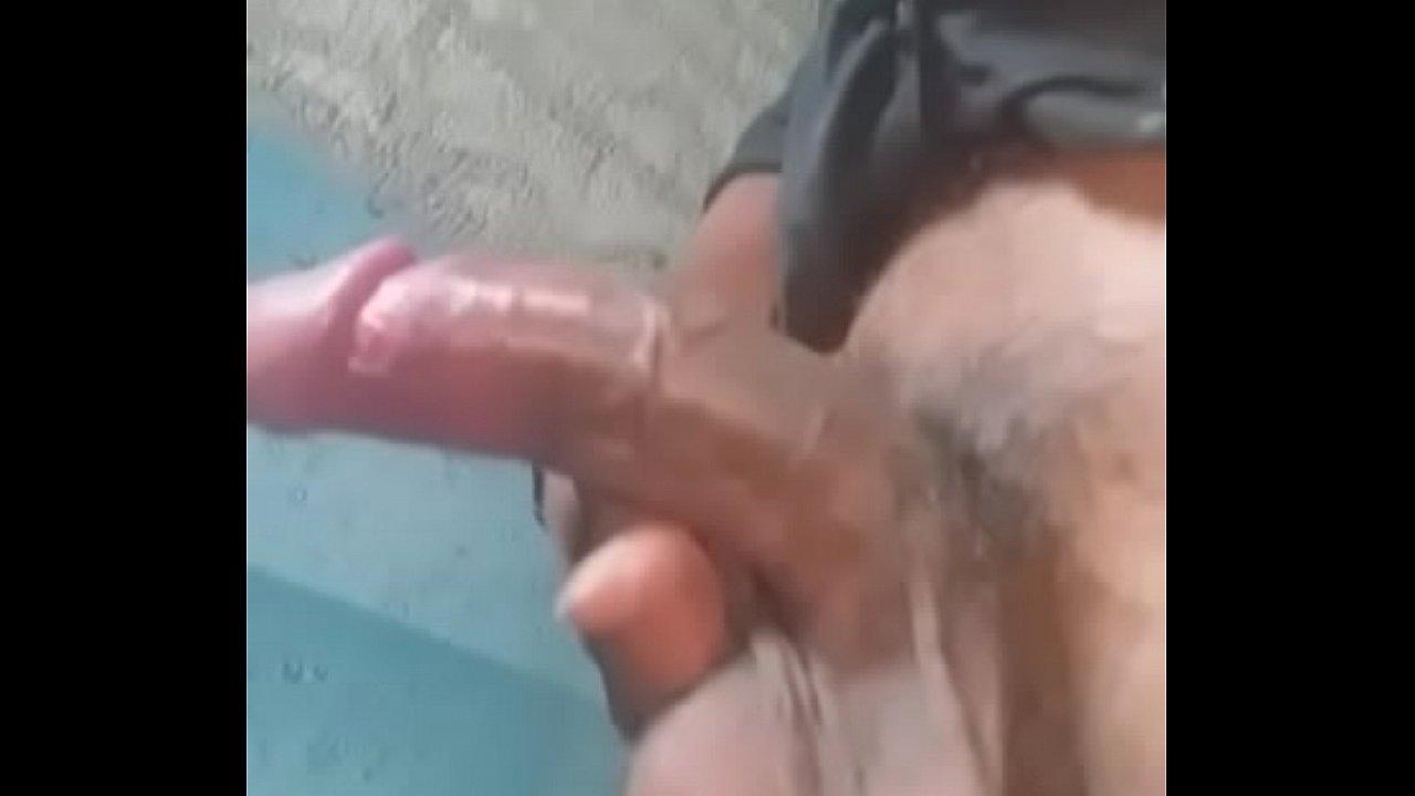 Big Black Cock Masterbation
