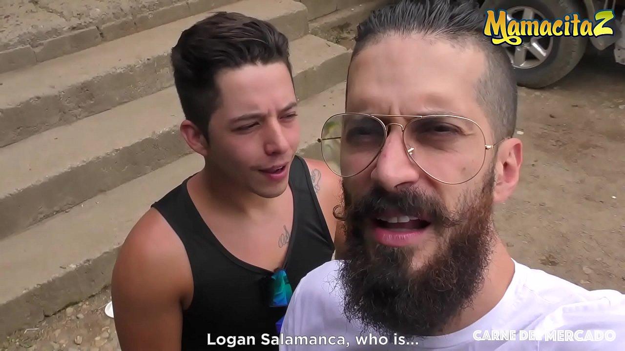 CARNE DEL MERCADO - #Evelin Suarez #Logan Salamanca - Delicious Sexy Colombiana Is In For A Hardcore Hot Ride