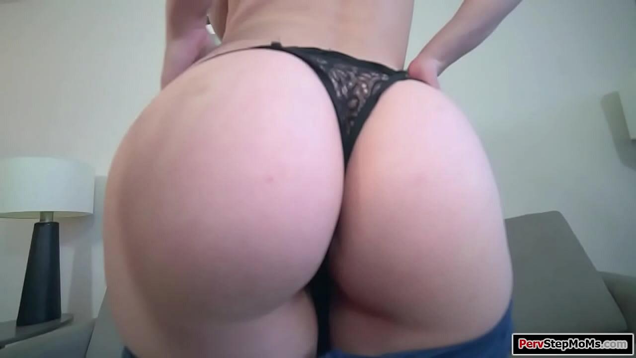 Big Tit Brunette Milf Pov