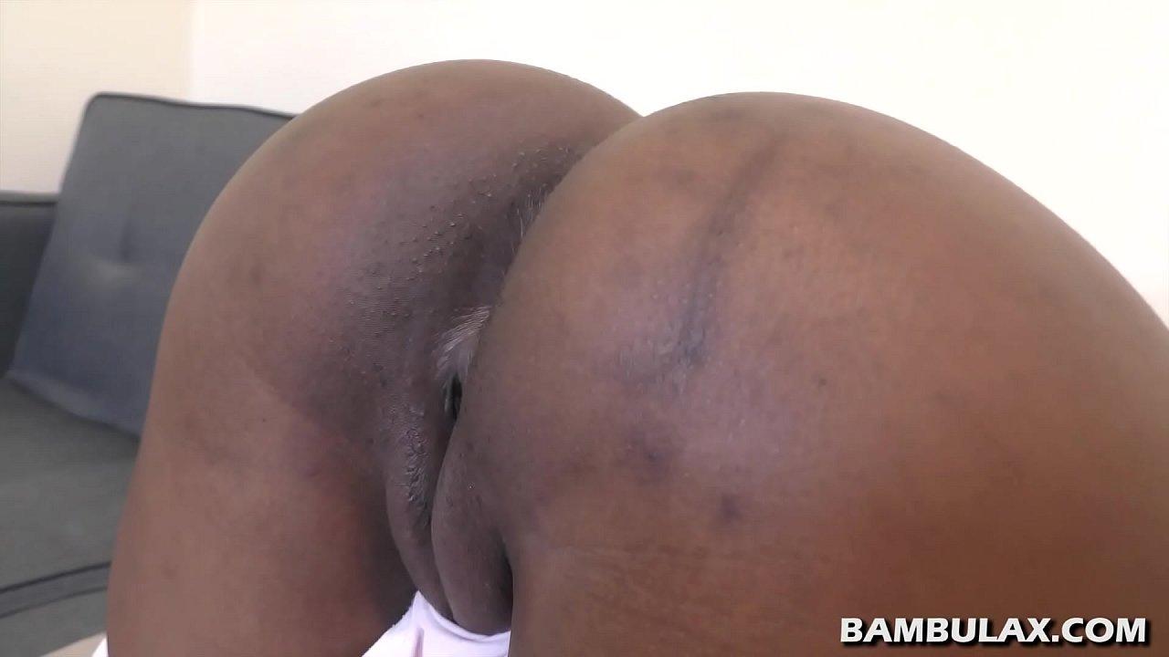 Big Booty Ebony Doggy Style