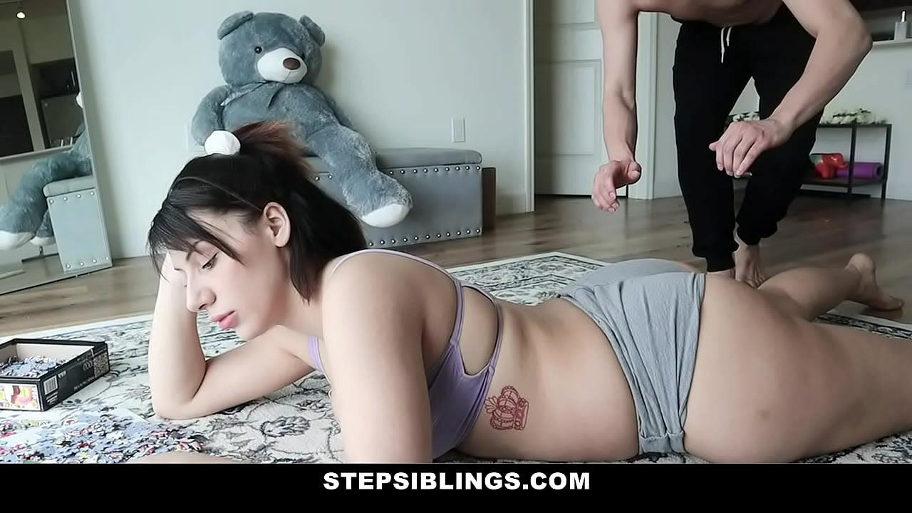 Fucking My Stepmom The Ass
