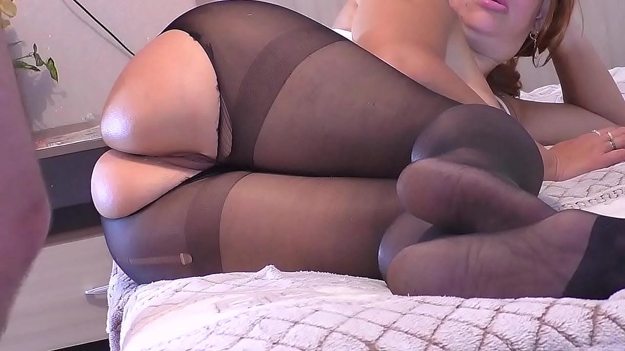 Pantyhose Mom Sex