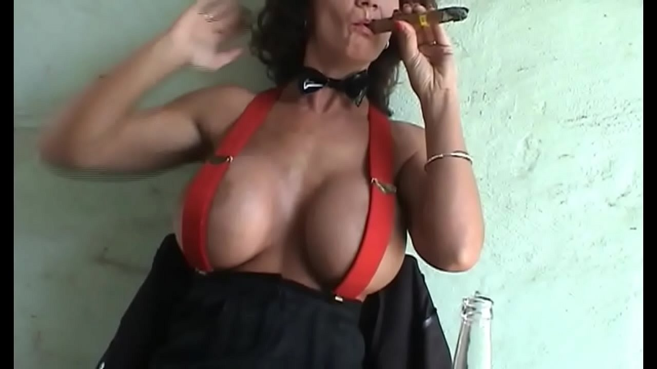 Mature big tits smoking cigar and fucking Deauxma Smoking Cigars Xvideos Com