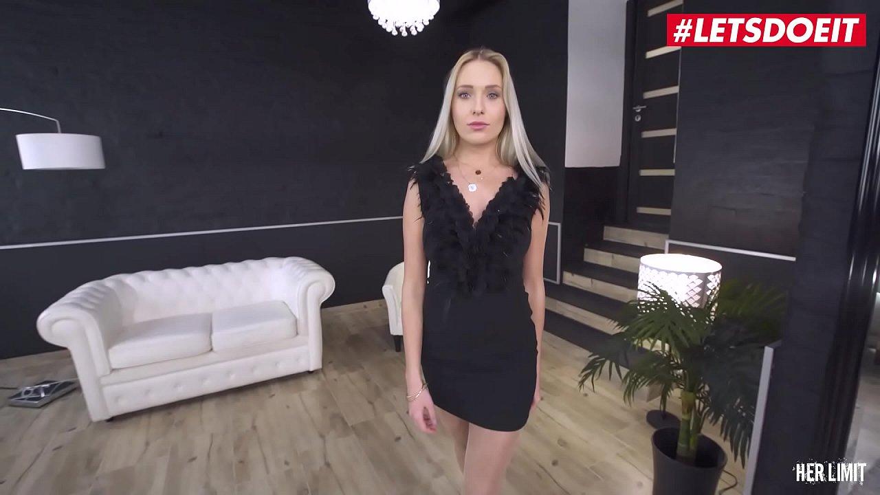 HER LIMIT - #Angelika Grays - Ukrainian Slutty MILF Gets DP In Hardcore Threeway Fun
