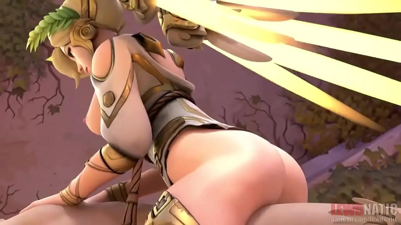 Overwatch Pharah Big Tits