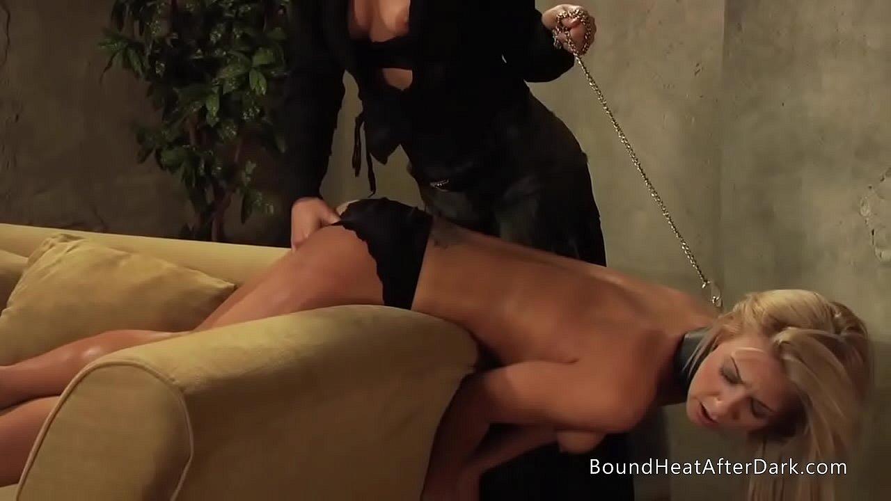 Lesbian Mistress Ass Licking