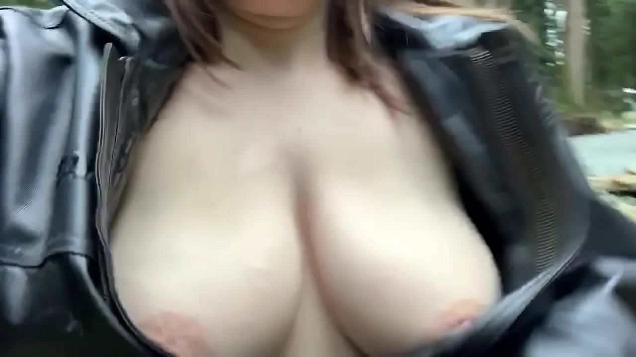 Showing Off Cock Public