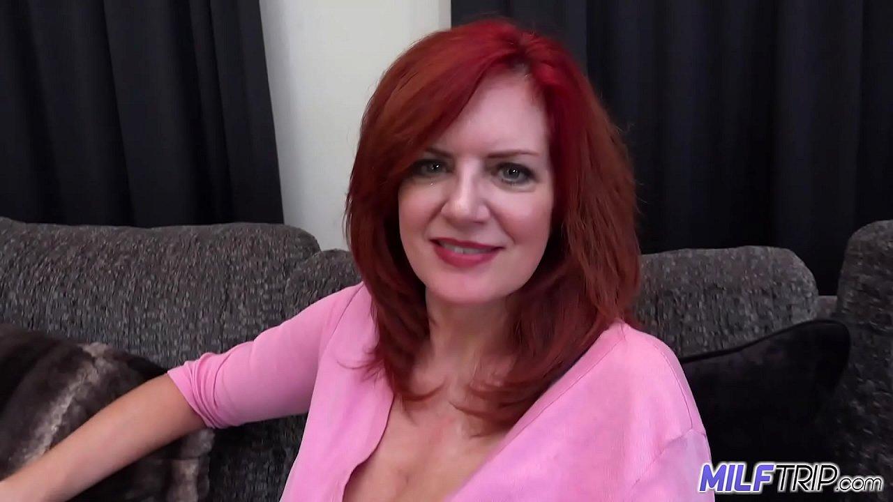 Big Tits Pornstar Redhead