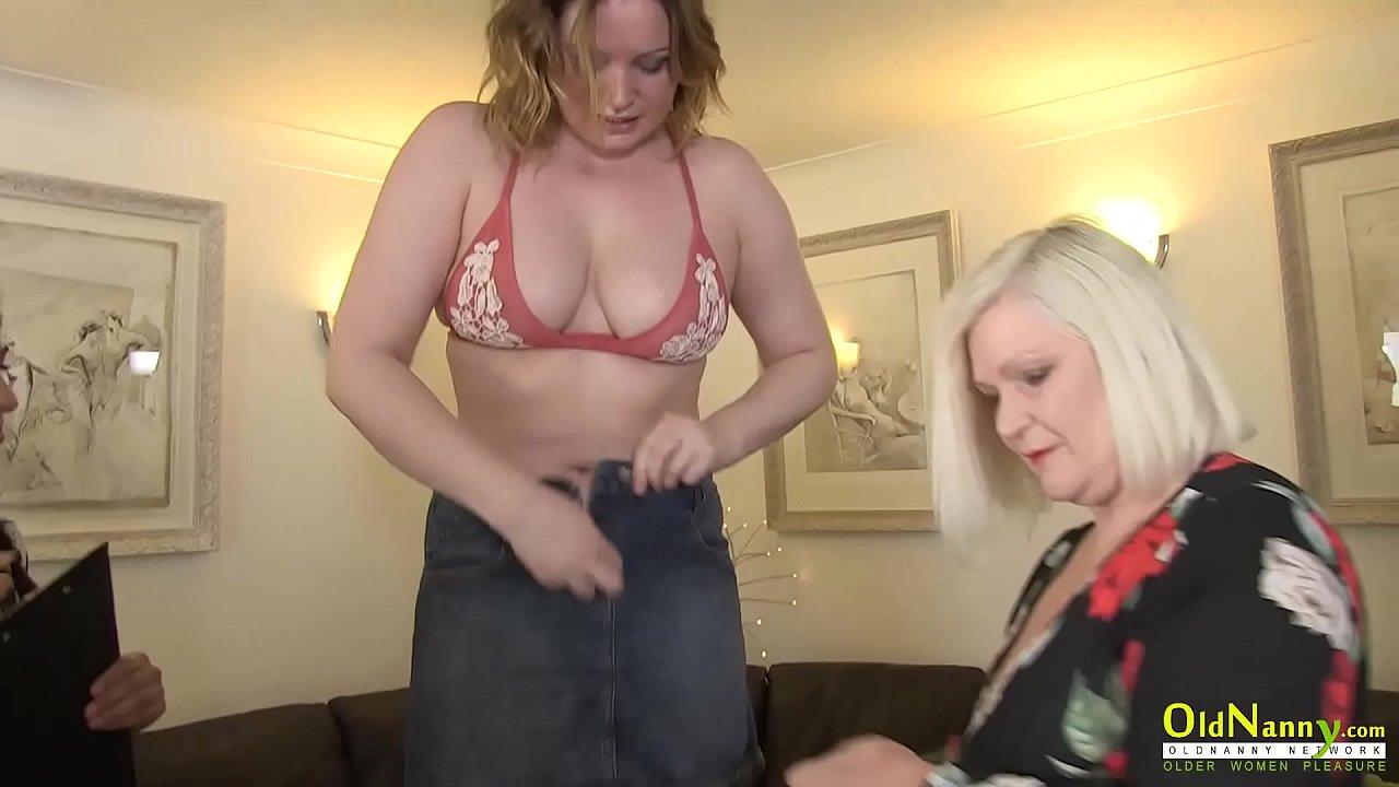 Tits older big Sexy Mature