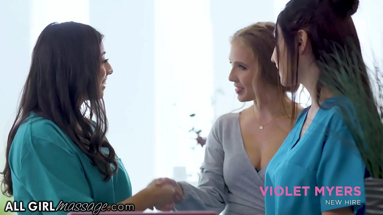 Mature Sensual Lesbian Massage