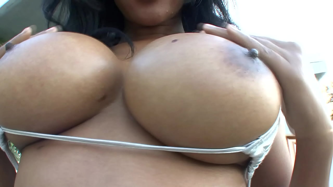 Ebony step mothers gets fucked while her husband is at work  thumbnail