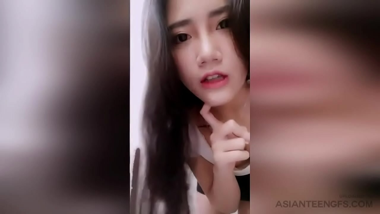 Chinese Girl Riding Dildo