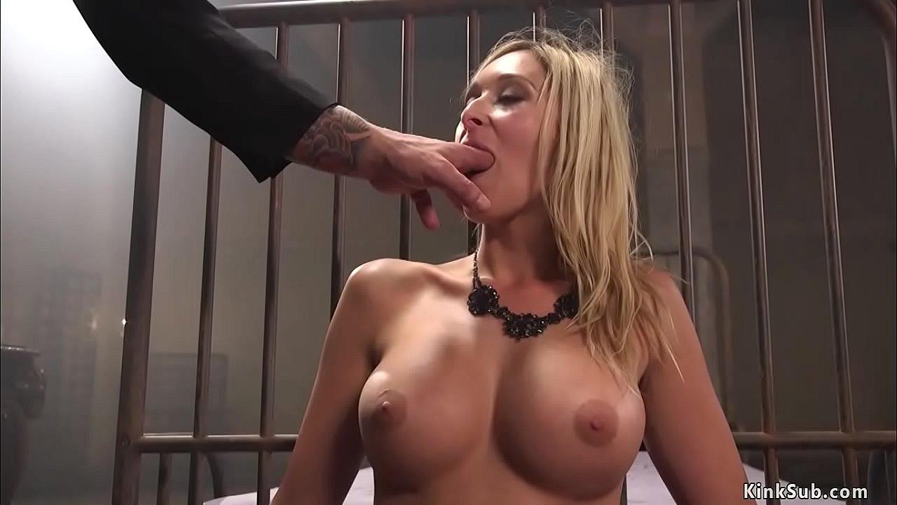 Blonde Big Tit Secretary