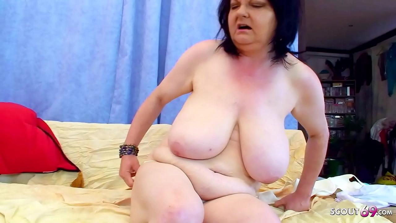 Big Natural Tits German