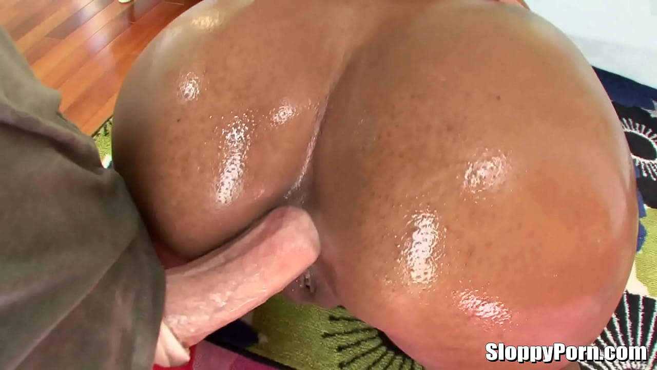 Rough Teen Anal Creampie