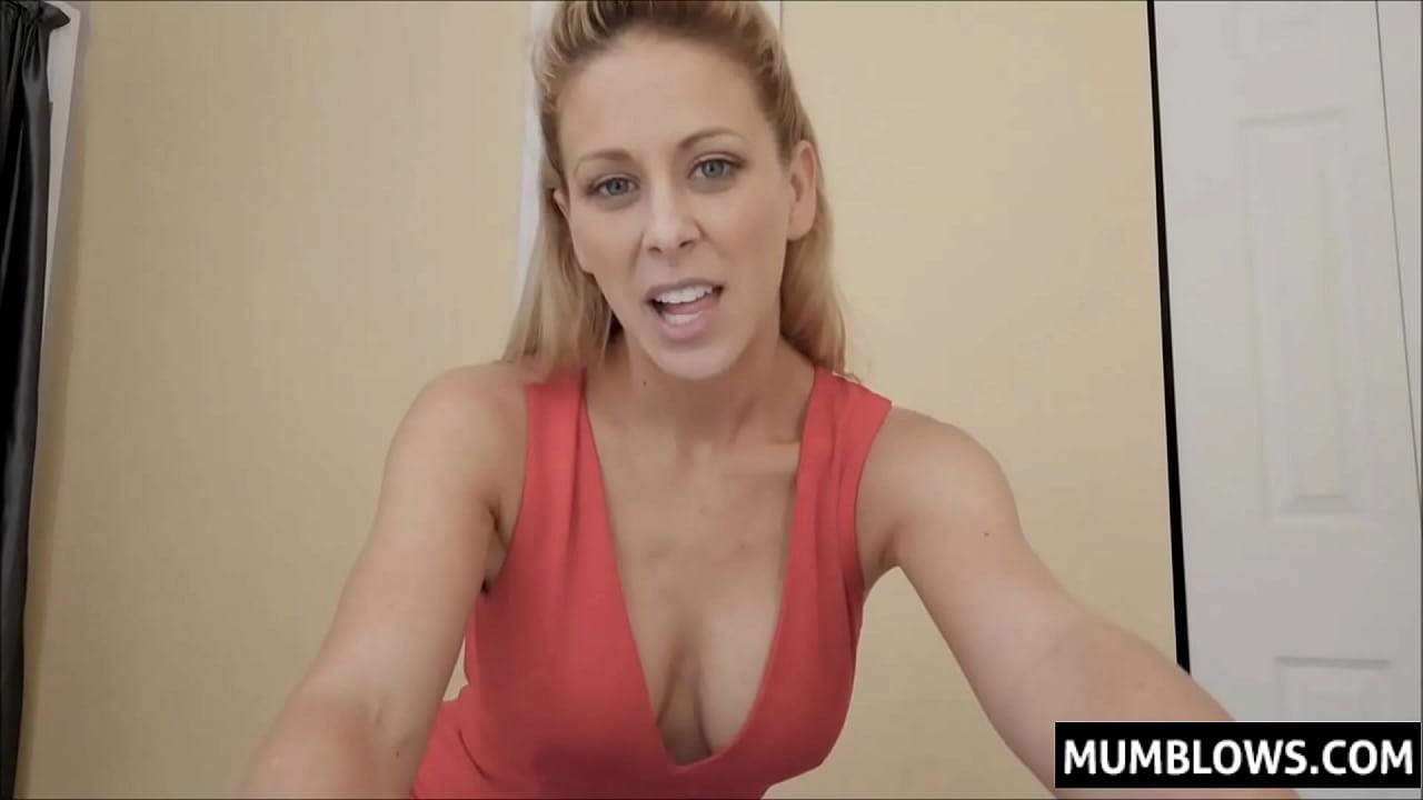 Blonde Mom Fucks Son Pov