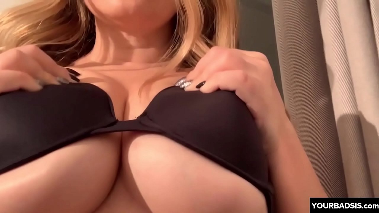 Young Blonde Perfect Tits
