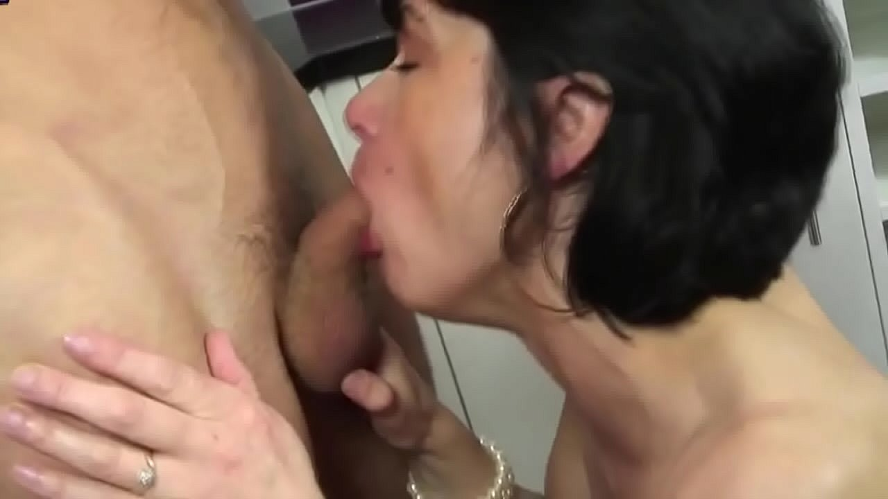 Mature Mom Fucks Sons Friend