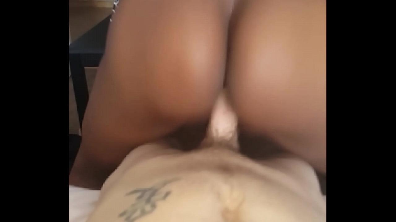 Big Black Dick Vs Ebony Booty