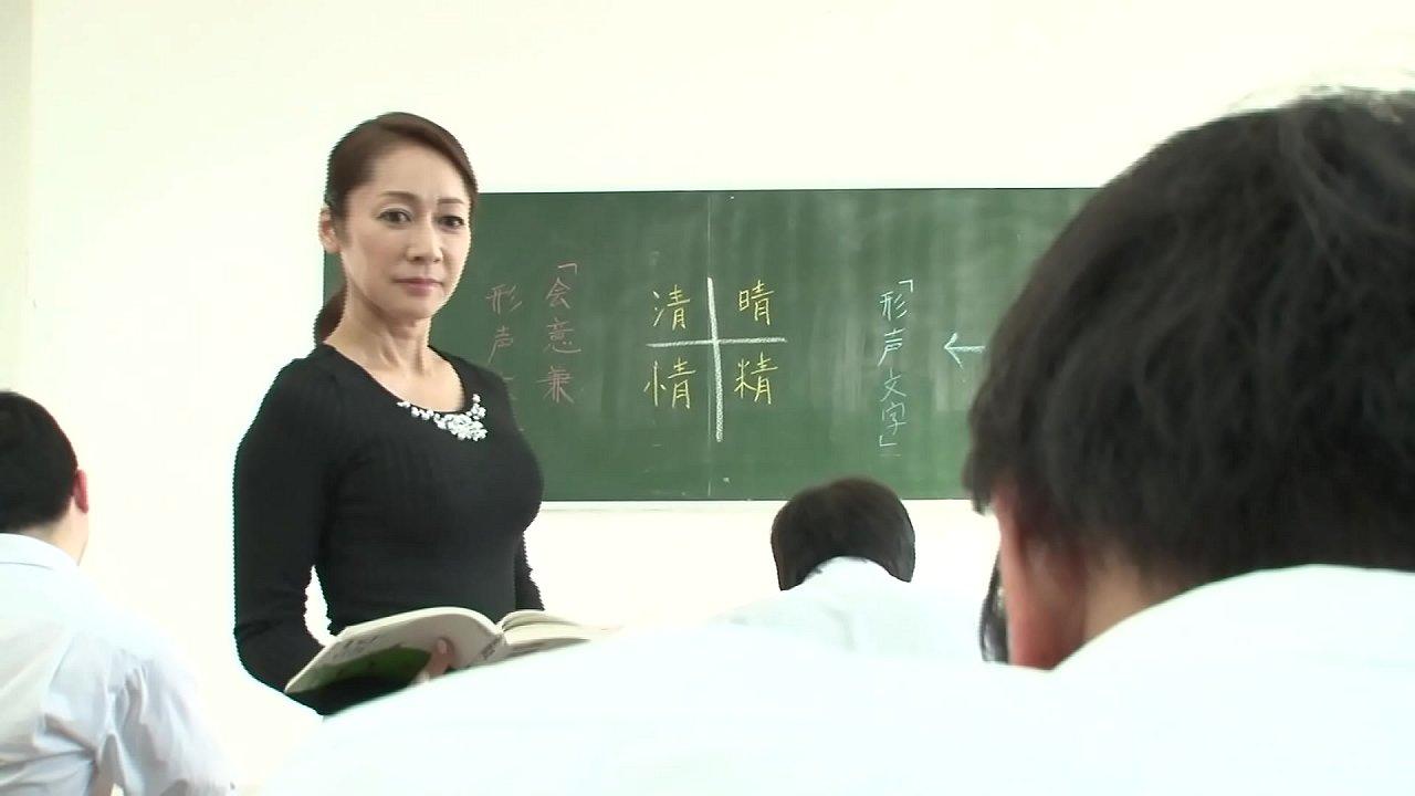 หนังโป๊ญี่ปุ่น คุณครู หุ่นสุดเซ็กซี่
