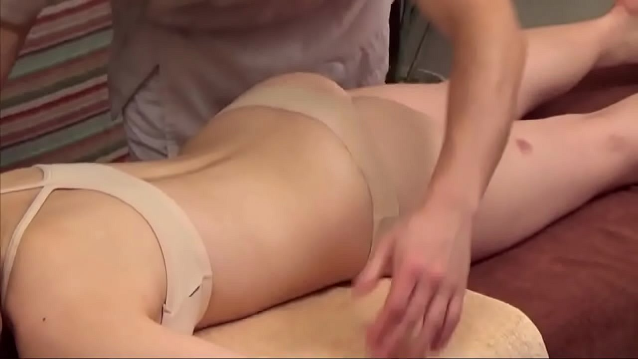 【Voyeur】I thought it was a normal massage or stretching …5