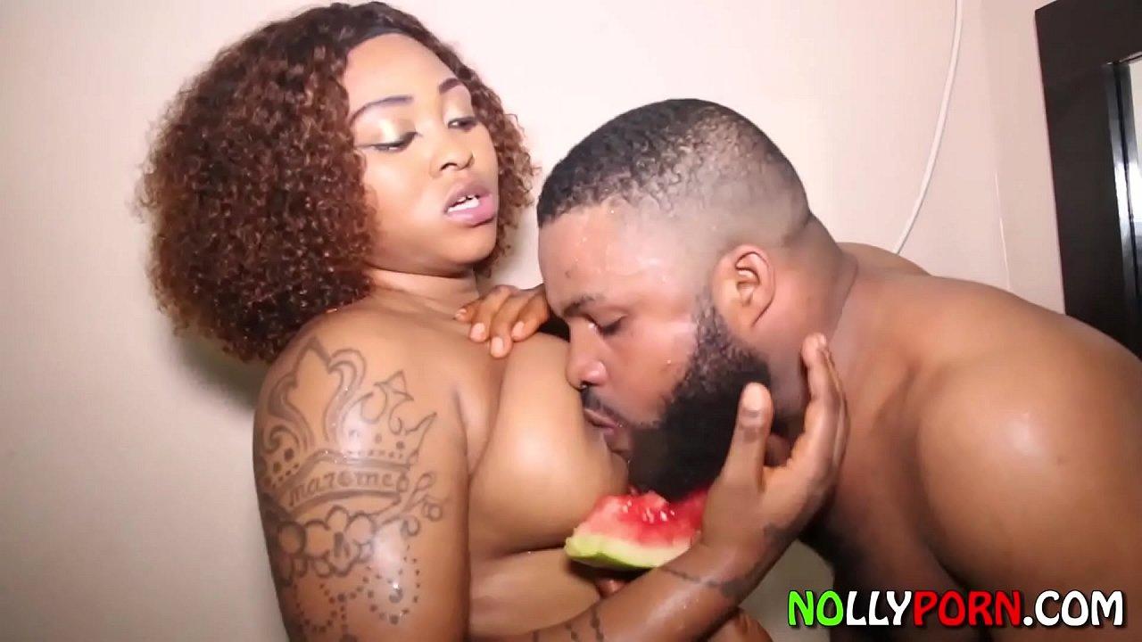 Naija Uncensored Romance Movie Sex Scene With African Porn Queen