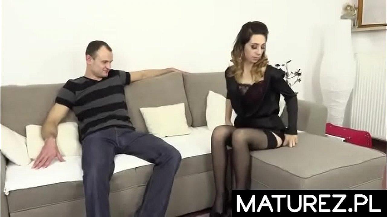 Dojrzałe filmy porno z bielizną