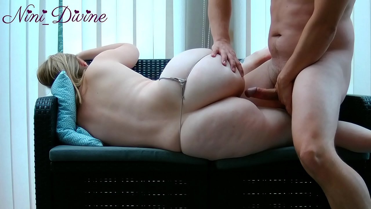 Big Ass Mom Lets Her Virgin Son Fuck Her!  - 10