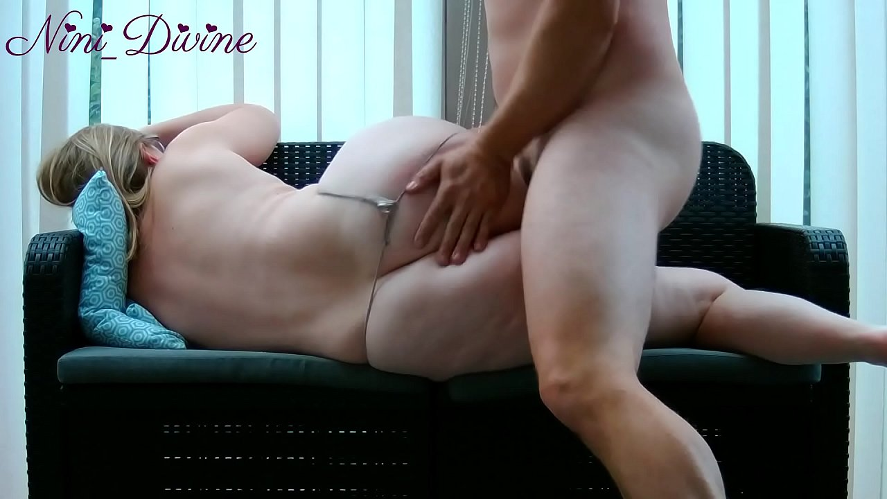 Big Ass Mom Lets Her Virgin Son Fuck Her!  - 15
