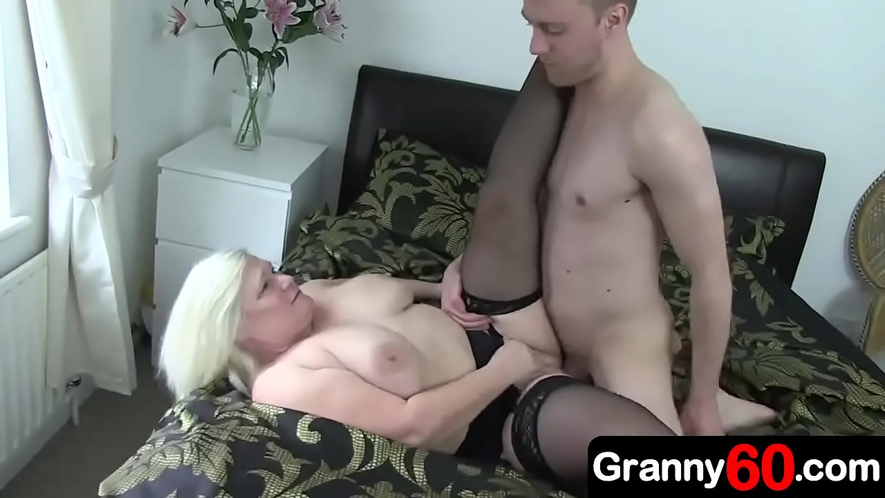 Old Mistress Young Slave
