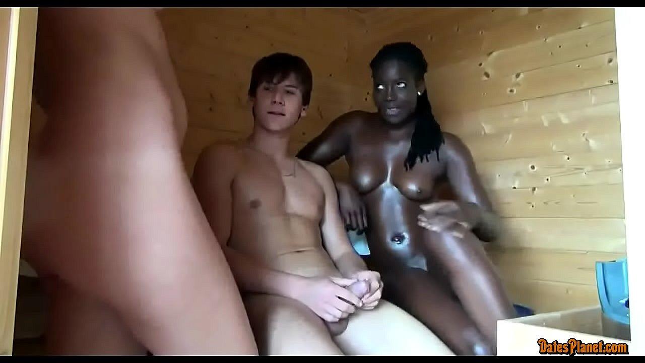 Sex sauna teen Watch Teens