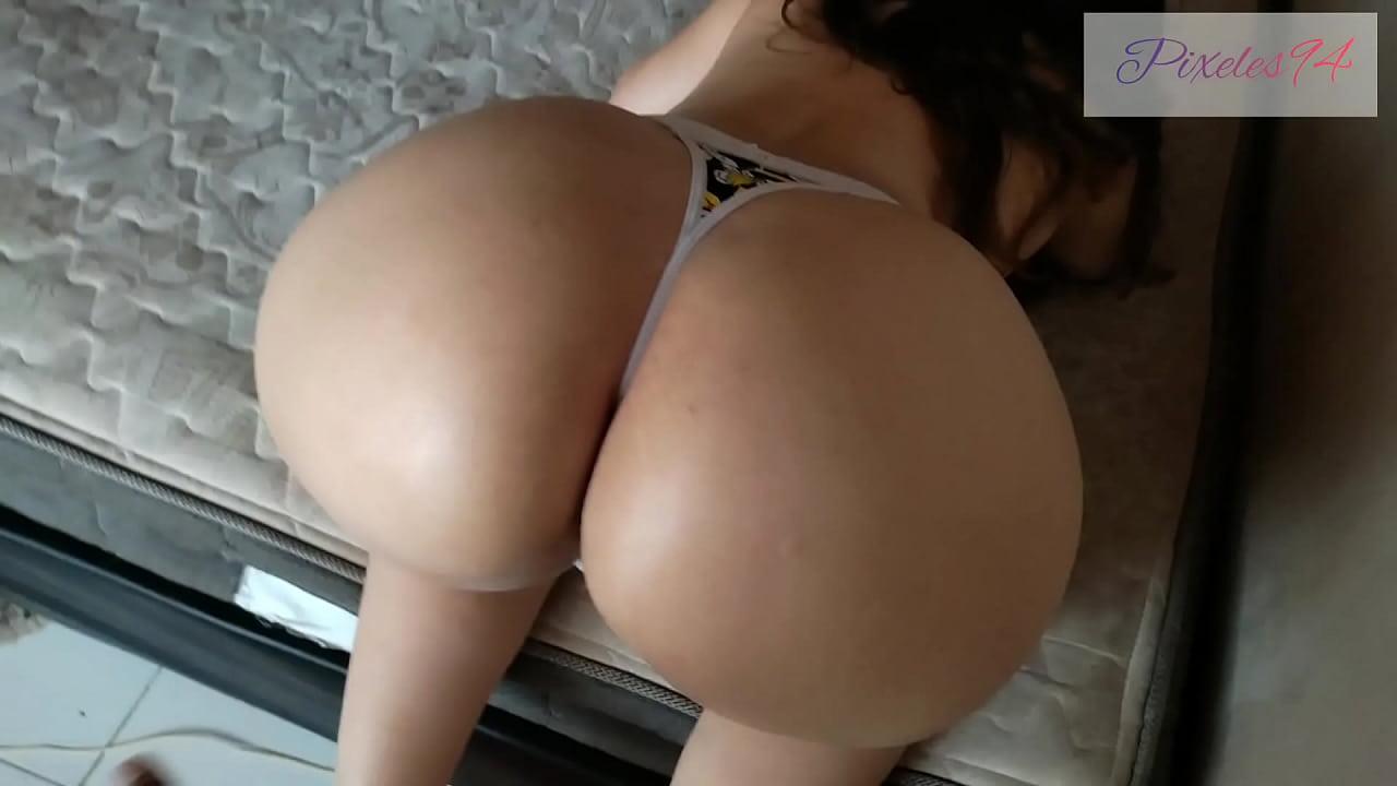 Pov amatueur big ass