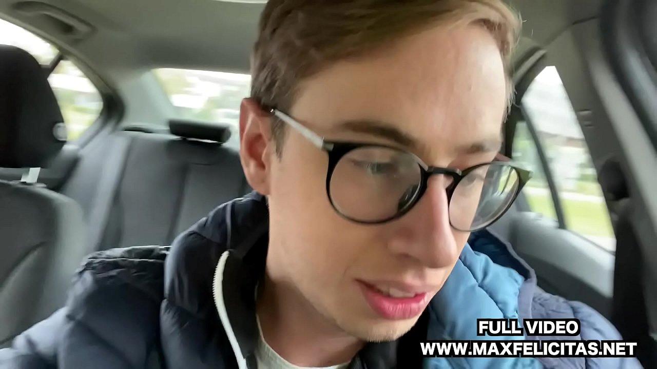 Il Primo Video Porno In Macchina Di Martina Smeraldi Con Max Felicitas
