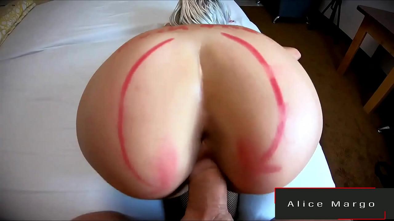 big ass wife pov doggystyle