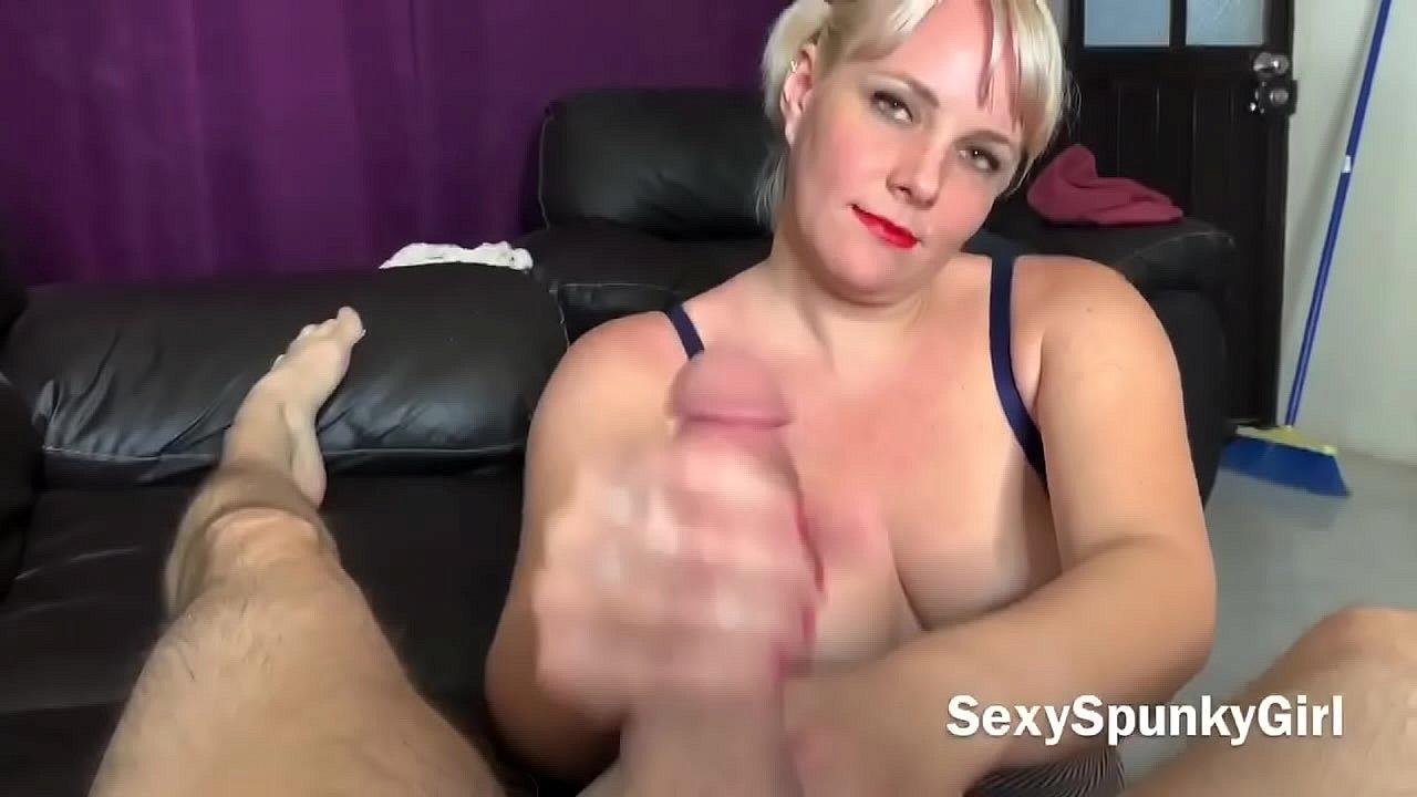 Big Tit Mature Blowjob Pov