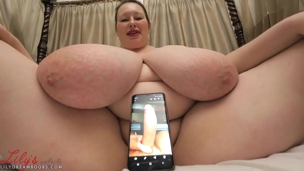 Massive natural boobs