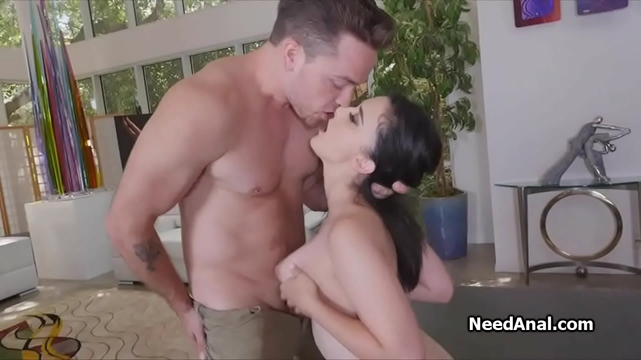 Huge Cock Anal Threesome