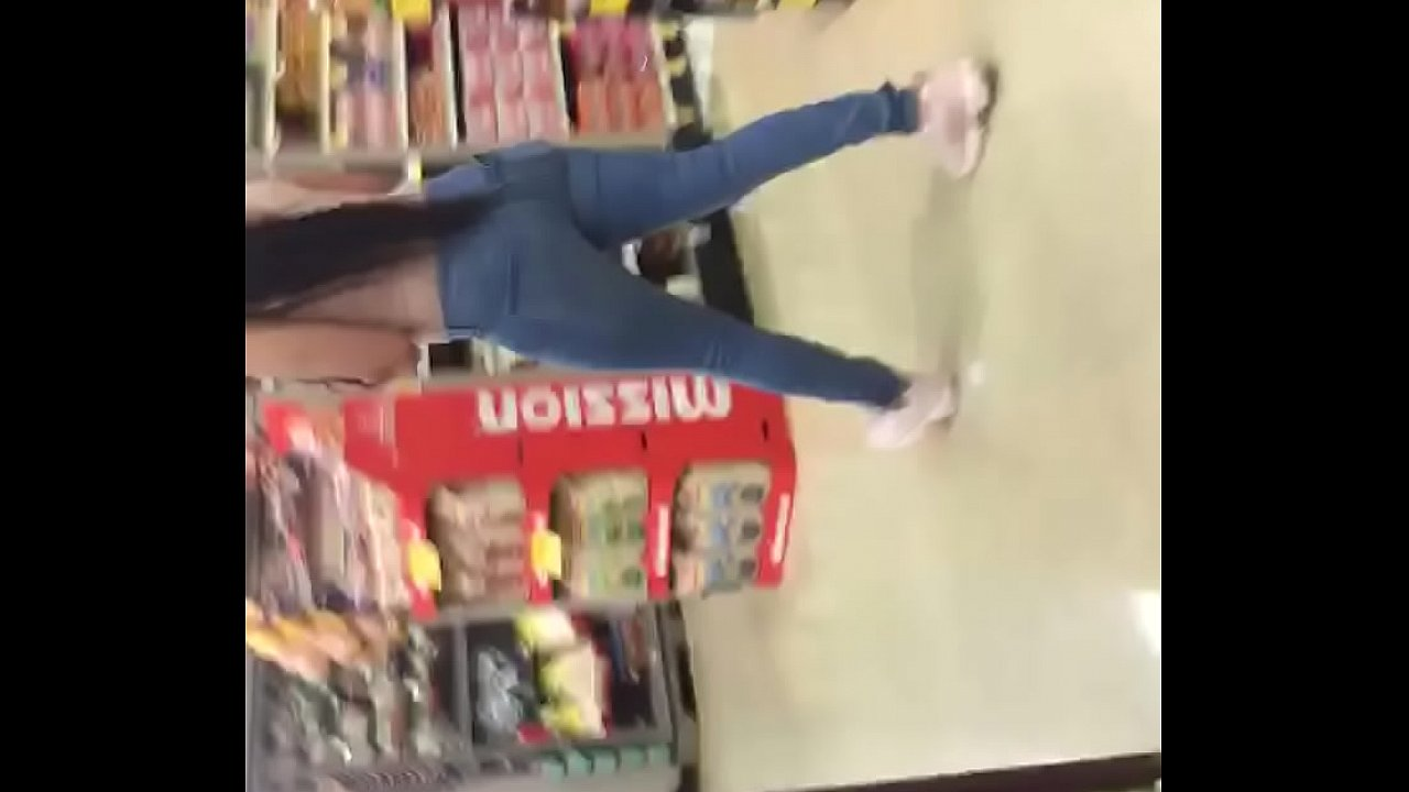 Horny Milf Caught Public