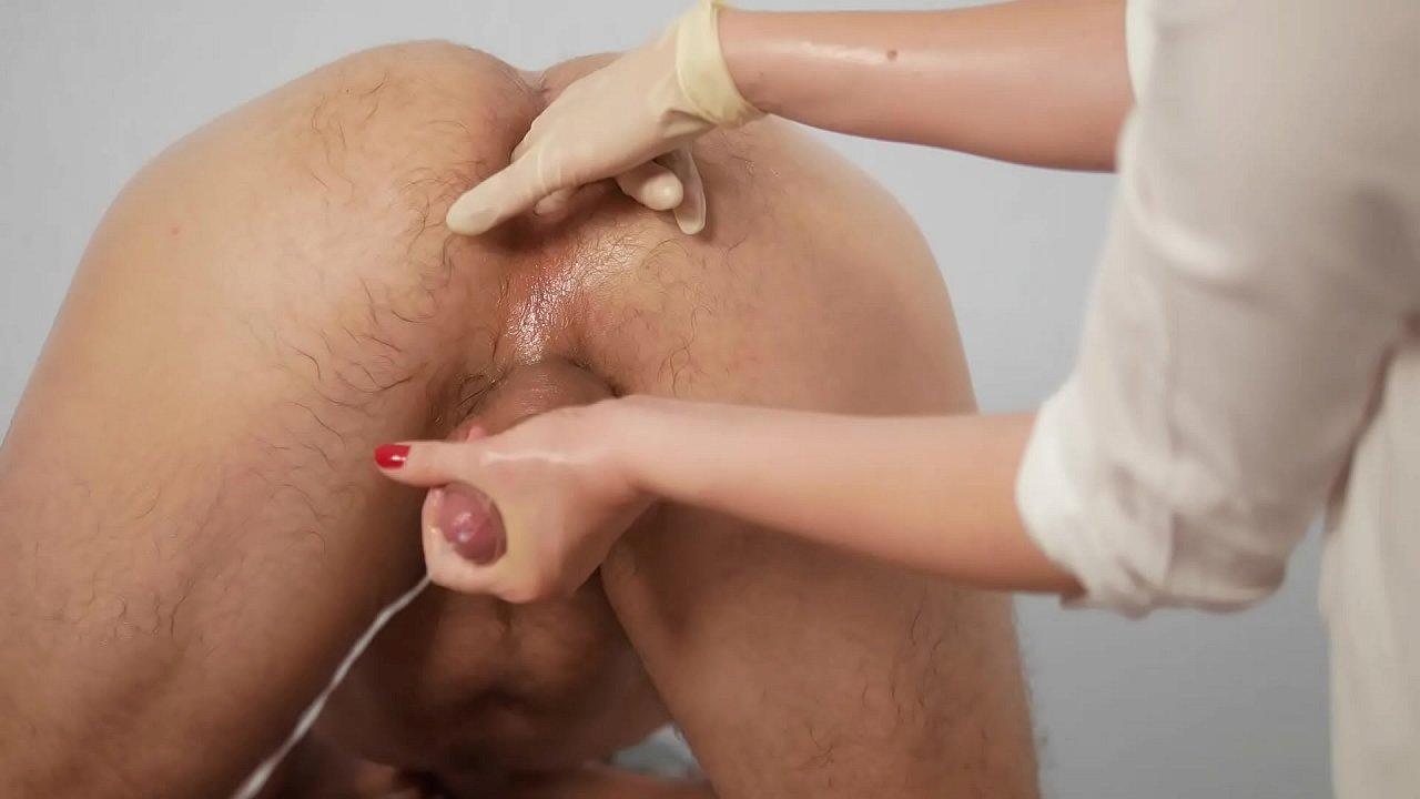 Prostate Massage Jerk Off