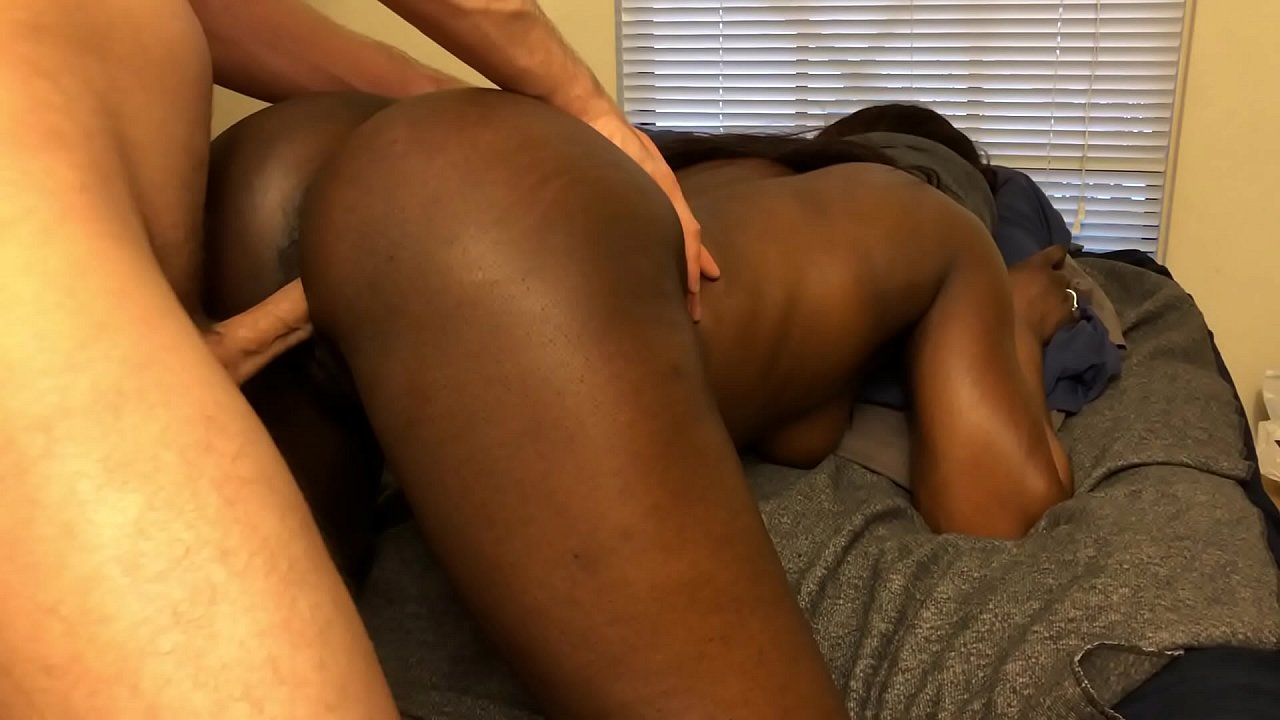 Huge White Dick Black Girl