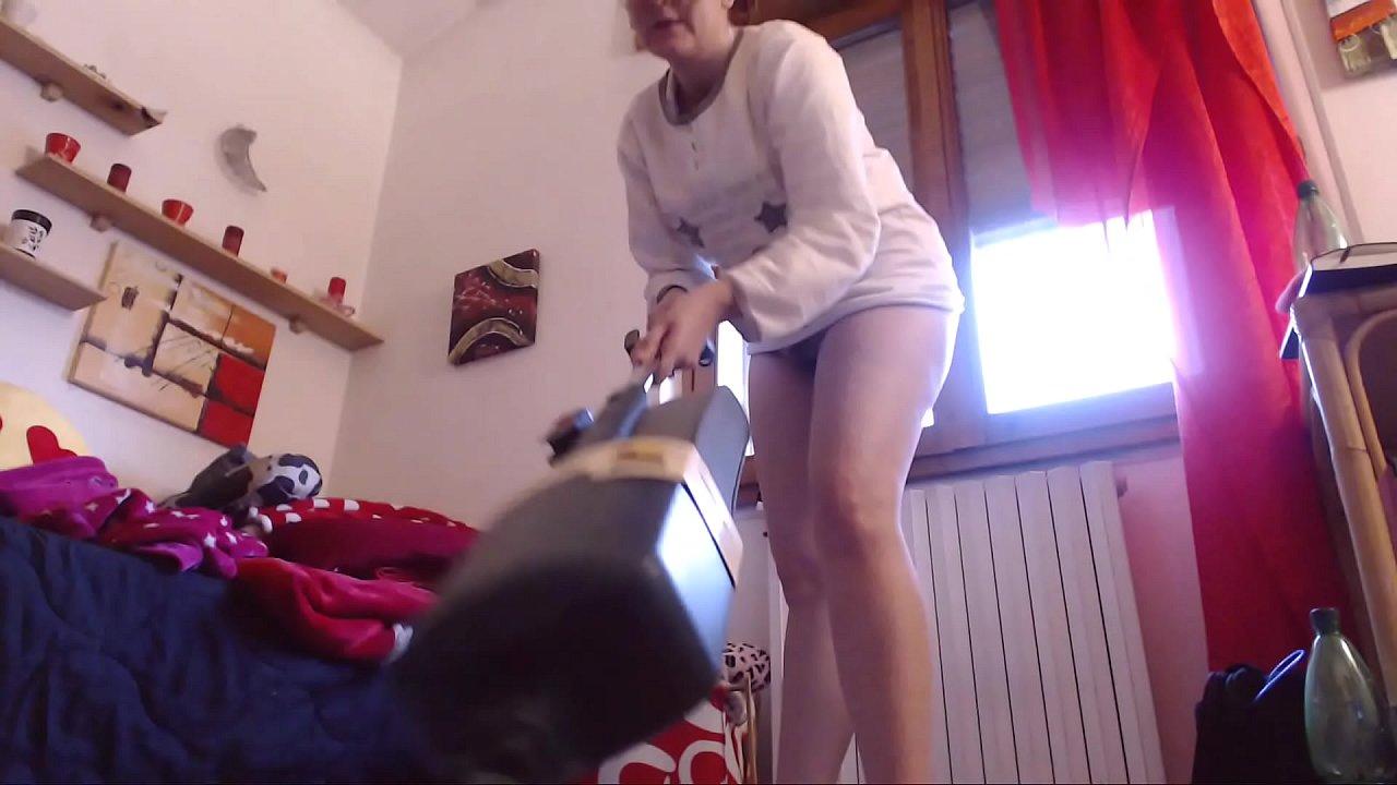 Porno vacuum cleaner Vacuum cleaner