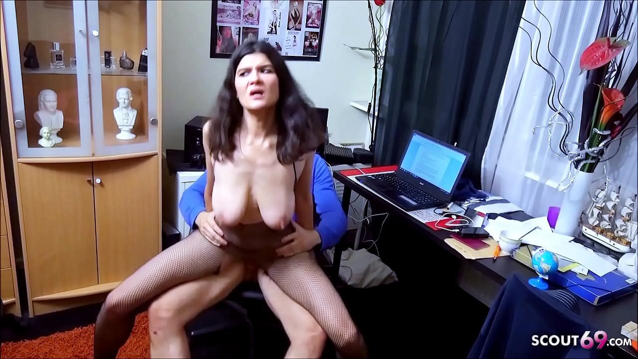 Fick hängetitten Hängetitten Porno