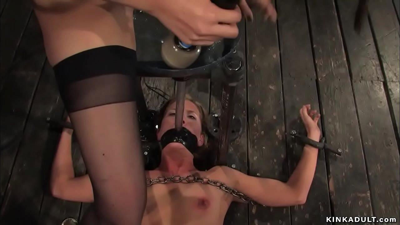 Teen Femdom Toilet Slave