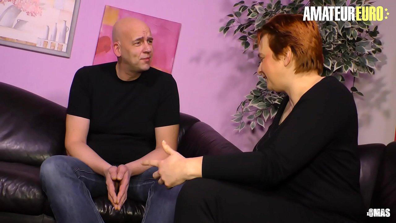 AMATEUR EURO -  German Redhead Cathrin Want To Feel Again Women