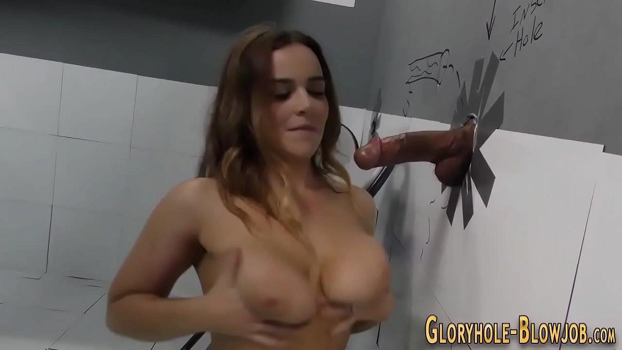 Big Tits Tinder Blowjob
