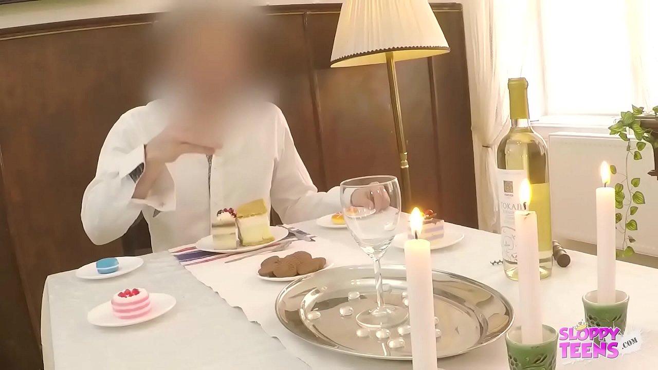 Anita Bellini Trailer#2 - sloppy, messy, sticky, gooey, anal, food sex, humiliation, slave, training, Painal